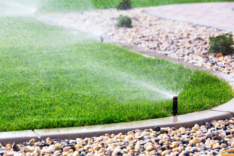 repair sprinkler system