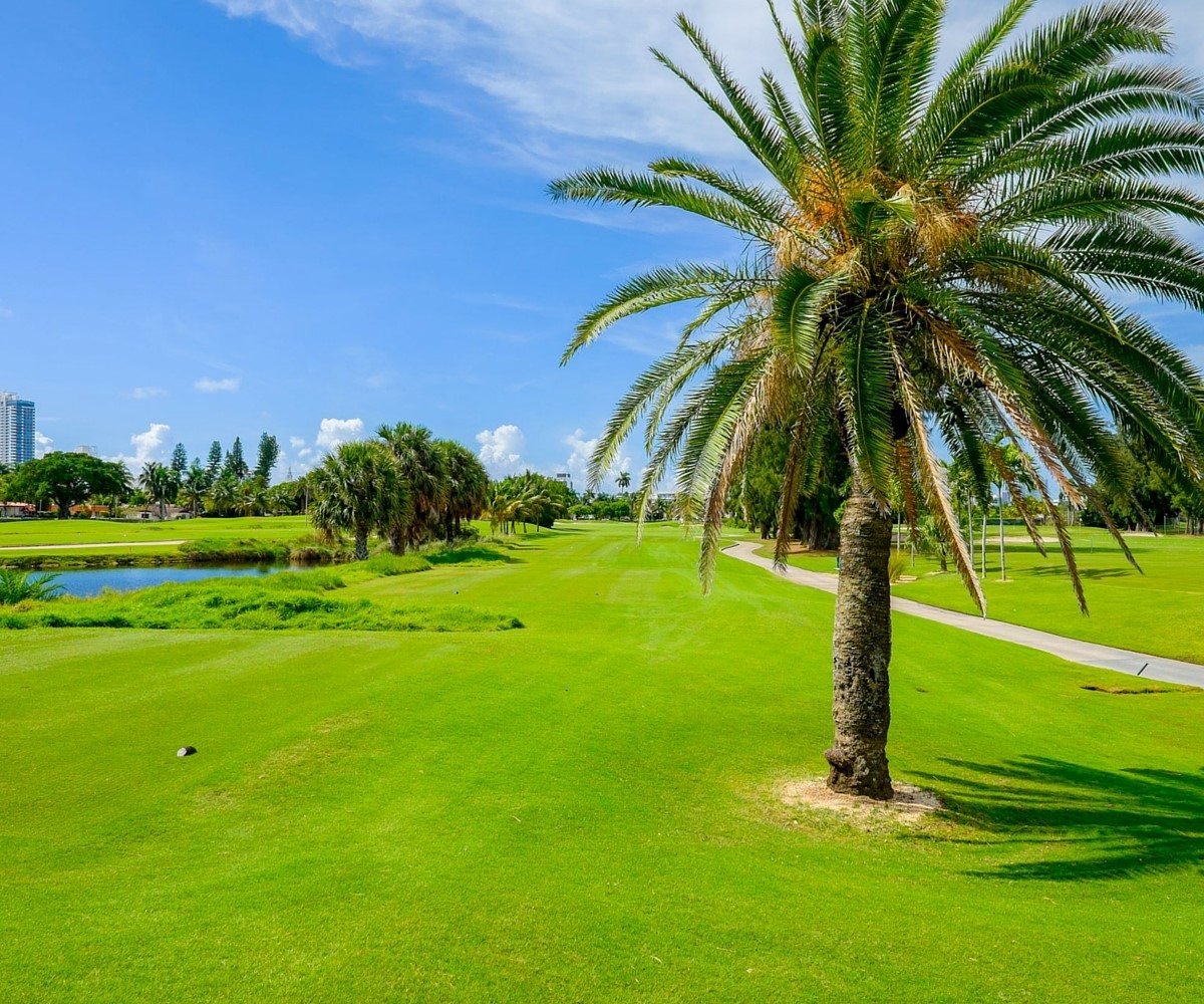 Golf Course Irrigation System Contractor Palm Harbor