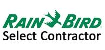 rain bird sprinkler contractor