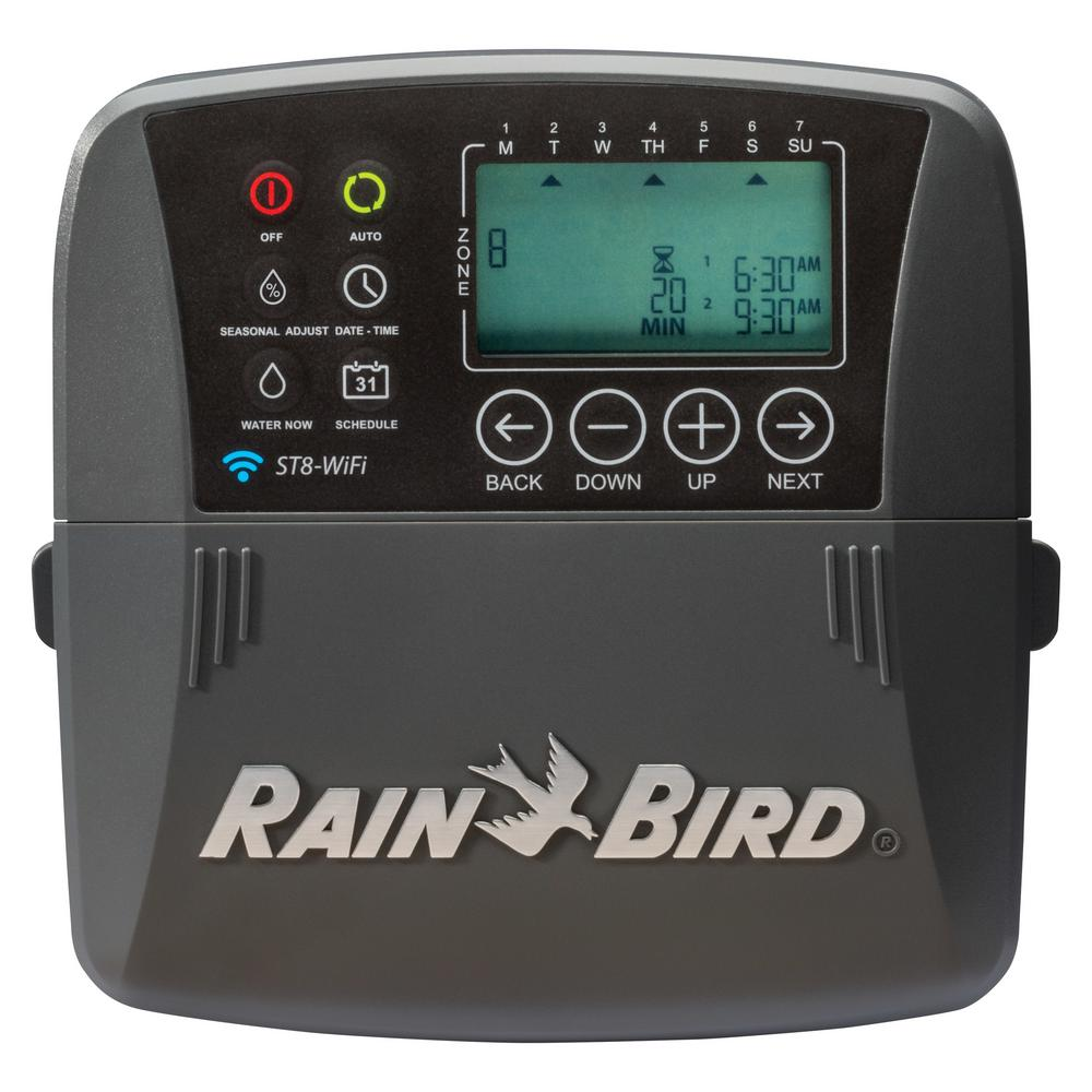 rain bird timer