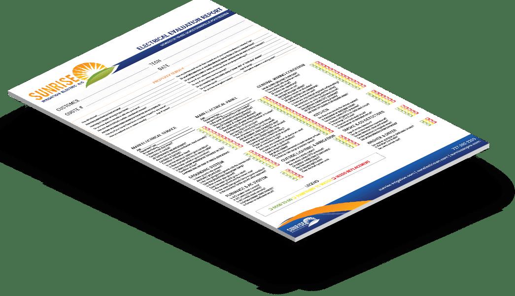 irrigation evaluation form