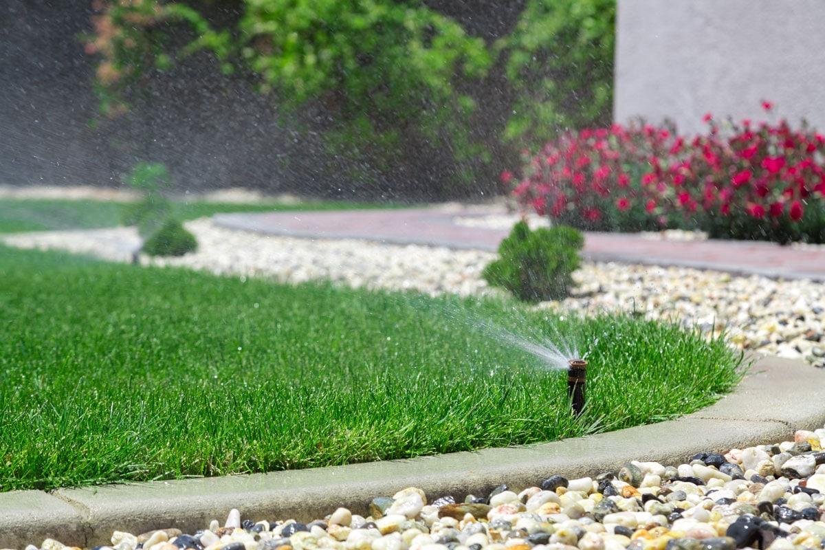 Irrigation installation Largo